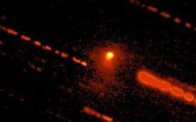 Обнаружена активность со стороны далекого планетного объекта