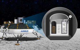 ROXY превращает лунную пыль в кислород