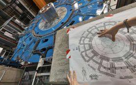 Применение методов физики элементарных частиц к квантовым вычислениям