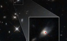 Впервые обнаружен магнетар, образовавшийся в результате слияния нейтронных звезд
