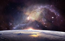 Гравитационные линзы позволяют измерить расширение Вселенной