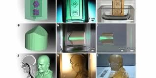 Светом по вокселам: новая технология быстрой и высокоточной 3D-печати