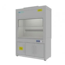 Специализированный вытяжной шкаф для работы с кислотами позволит снизить риск травм и ожогов. Такая мебель должна присутствовать в любом кабинете.