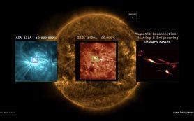 Раскрыты новые тайны сверхраскаленной атмосферы Солнца