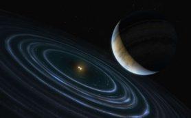 Экзопланета с необычной орбитой является «двойником» гипотетической Планеты 9