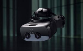 VR-шлем с фовеальной оптической системой получил лидар