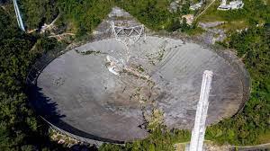 Гибель легендарного телескопа