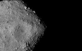 Наблюдения астероида Рюгу помогают понять историю потери им воды в космос