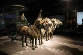 Верховая езда в Китае древнее, чем считалось раньше