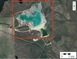 Российские ученые исследуют хвостохранилище алмазодобывающего предприятия