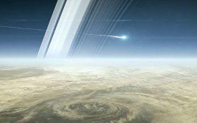 Возможное обнаружение гидразина на спутнике Сатурна Рее