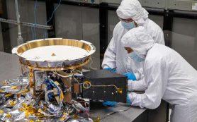 Первая миссия НАСА к троянским астероидам устанавливает последний научный прибор