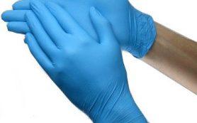 Реализация гипоаллергенных перчаток в России.