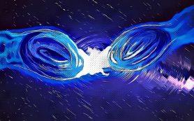 Слияние бозонных звезд объясняет гравитационные волны и темную материю