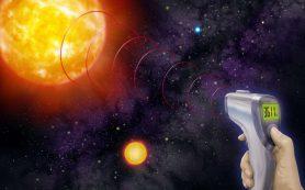 Спектральные линии железа позволяют оценить температуру красных сверхгигантов