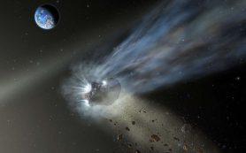 Комета Каталина показывает, что кометы доставляли углерод на каменистые планеты