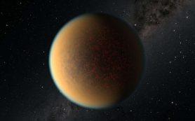 Экзопланета размером с Землю потеряла одну атмосферу и приобрела другую