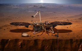 Данные от зонда Insight позволили определить размер ядра Марса