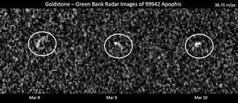 Печально известный астероид Апофис не представляет угрозы для Земли как минимум 100 лет