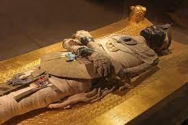 Фараон Секененра Таа II был жестоко убит на поле боя