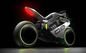 Segway-Ninebot представила концепт водородного мотоцикла