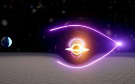 Открыта черная дыра, объясняющая происхождение гигантских галактик Вселенной