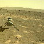 Марсианский вертолет НАСА самостоятельно переживает первую ночь