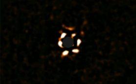Необычная гигантская планета бросает вызов моделям формирования планет