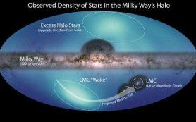 Составлена новая карта периферийных областей Млечного пути