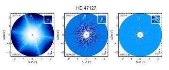 Обнаружен субзвездный компаньон звезды HD 47127