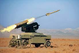 Иранцы создали зенитный ракетный комплекс малой дальности