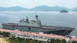 Корейцы получили второй универсальный десантный корабль