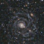 Гигантские галактики с низкой поверхностной яркостью