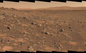 Марсианский ровер НАСА Perseverance готовится к отбору первого образца
