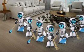 Ученые ЯГТУ создали новую технологию по управлению группами роботов