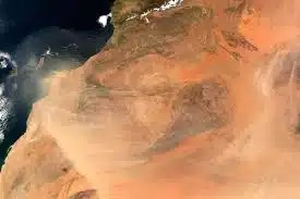 История африканской пыли
