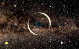 Первозданный посланник другой звёздной системы