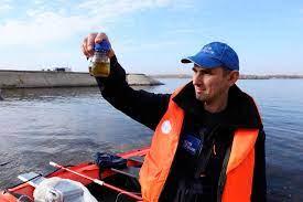 Микропластик в реках России
