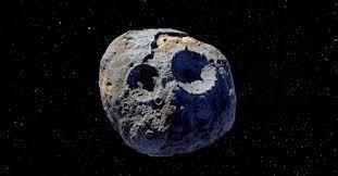 Астероид Психея может оказаться обычным астероидом, а не фрагментом ядра планеты