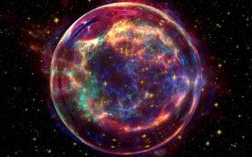 Необычная звезда, богатая металлами, движется в направлении выхода из Галактики