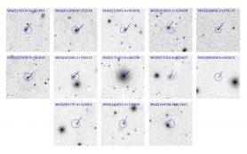 Космический аппарат «Спектр-РГ» обнаруживает первые события приливного разрыва