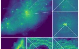 Моделирование на суперкомпьютере раскроет тайны массивных черных дыр и квазаров