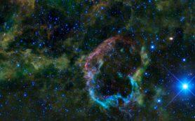 Остатки сверхновой IC 443 помогают проникнуть в тайны рекомбинирующей плазмы