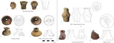 Свинцовая косметика эпохи неолита
