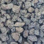 Материал на основе имитатора лунного грунта