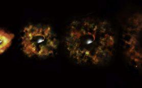 Более тяжелые звезды могут не взрываться как сверхновые, а сразу перерождаться в черные дыры