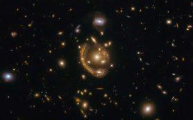 Снимок галактики «Расплавленное кольцо» побуждает к новым исследованиям
