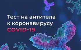 Наличие антител к коронавирусу