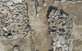 В Хакасии обнаружено погребение X-VIII веков до н. э.