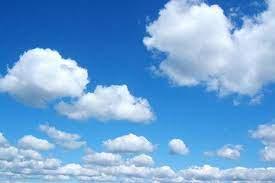 Датчик следит за облаками